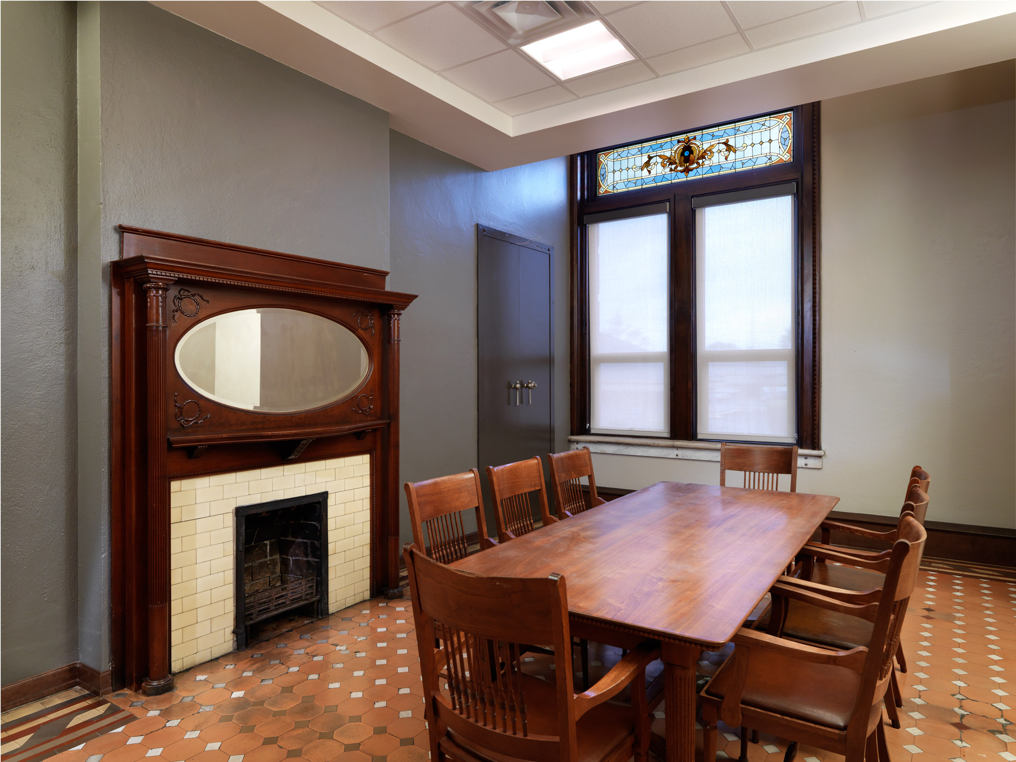 Auglaize County Courthouse Meeting Room