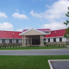 Wapakoneta Medical Center Exterior