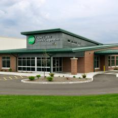 Logan County Cooperative Exterior