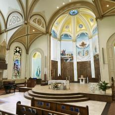 St. Joseph Church Interior