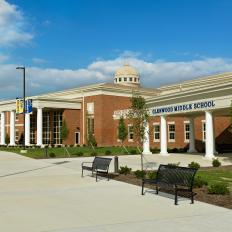 Glenwood Middle School Exterior